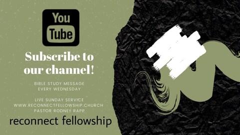 Reconnect Fellowship Church San Antonio Texas