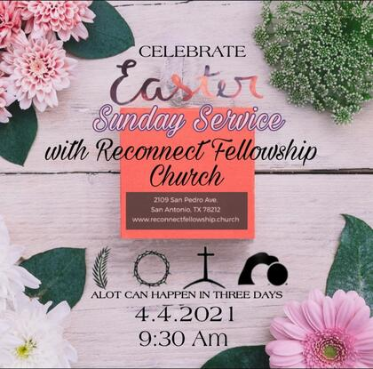 Reconnect Fellowship Church Easter Sunday