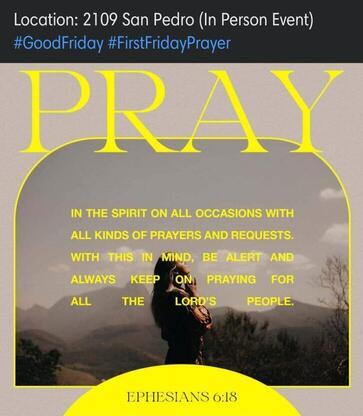 Reconnect Fellowship Church Prayer Night