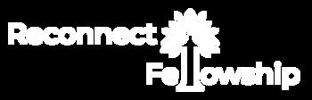 Reconnect Fellowship Church White Logo